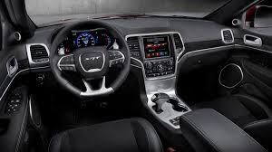 jeep cherokee black 2015 jeep grand cherokee srt review notes bold exterior and