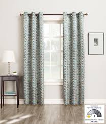 Eclipse Curtain Liner Curtains Gorgeous Room Darkening Curtains For Enchanting Home