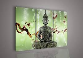 amazon com wall art god home decor india buddha oil painting on