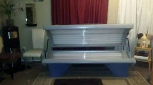 Prosun Tanning Bed Prosun V3 Stand Up Tanning Bed Only 15 Yrs Old Posot Class
