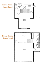 palmetto floor plan with bonus room hamilton gables