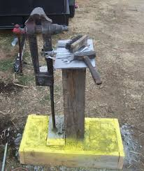 chief wall mounts how to mount a post vice vises i forge iron