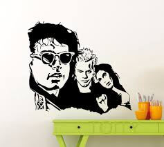 compare prices teens room decor online shopping buy low price lost boys wall sticker retro film movie poster black vinyl decal art home interior decor