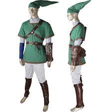 Princess Zelda Halloween Costume Legend Zelda Link Ganon Cosplay Costume Twilight Princess Zelda
