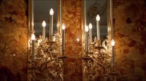 chambre d ambre chambre d ambre pétersbourg russie hd stock 889