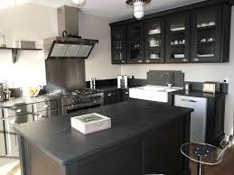 cuisine gris ardoise deco plan de travail cuisine deco cuisine gris plan de travail