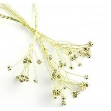 Floral Picks Floral Picks Crystal And Pearl Floral Picks Buy Online At