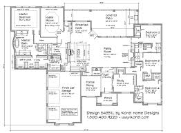 Texas Floor Plans by S4351l Texas House Plans Over 700 Proven Home Designs Online