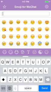 emoticons for android texting emoji for wechat animated 3d gifs emoticons apps 148apps