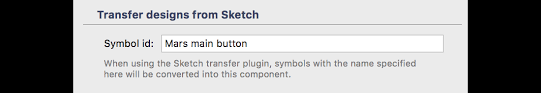 transform your sketch based design system into real code using