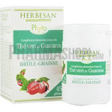 bio c bon siege the vert et guarana brule graisse herbesan boite de 45 jpg