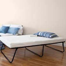 Most Comfortable Sofa Bed Mattress premier overnighter folding guest bed zinus