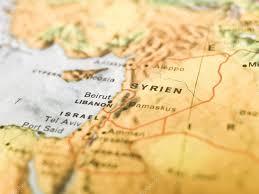 Beirut On Map Map Of Beirut U2014 Stock Photo Gemenacom 3709265