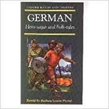 german sagas and folk tales oxford myths and