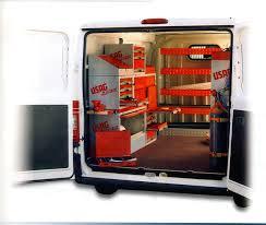 scaffali per furgoni usati scaffalatura per furgoni usag matrix