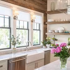 Shelf Over Kitchen Sink by Best 25 Window Over Sink Ideas On Pinterest Country Kitchen