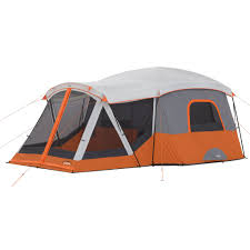 cabin tent 11 person cabin tent with screen room equipment