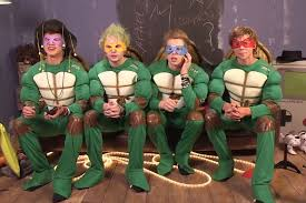 dress like 5 seconds of summer this halloween fuse