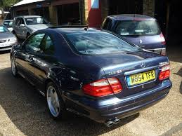 used 2000 mercedes benz amg 5 4 clk55 amg 2dr for sale in