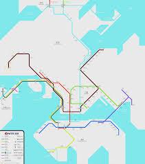 Hong Kong Subway Map by Hong Kong Mtr 2021 System Map By Omegshi147 On Deviantart