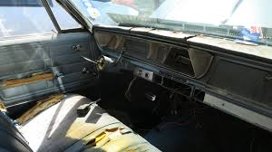 chevy vega interior junkyard find 1966 chevrolet impala sport sedan the truth about