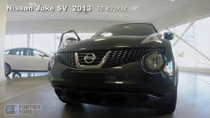 2013 nissan juke sv for nissan juke sv 2013 m7758a youtube
