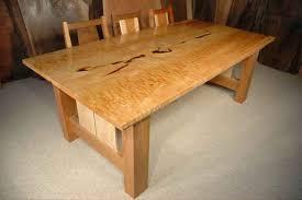Custom Made Dining Room Tables Dumonds Custom Furniture - Custom kitchen tables