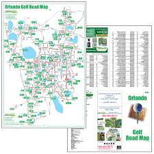 Map Of Ocala Fl Golf Maps Fore Better Golf Inc