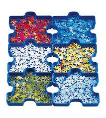 ravensburger puzzle sorter sort and go