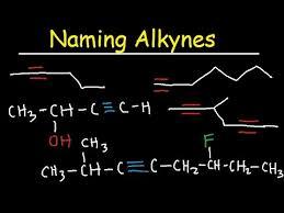 naming alkynes iupac nomenclature practice u0026 examples organic