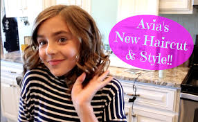 avia u0027s new haircut u0026 style youtube