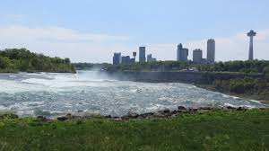 describe it the niagara falls because no words can describe it any better by