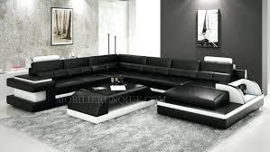 canapé ultra design canape noir et blanc canape d angle noir et blanc canape noir et