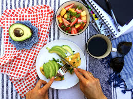 breakfast on phase 2 how to build it the palm south beach diet blog