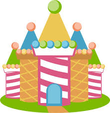 candyland castle candyland free printables search baby girl 3