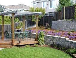 Wood Pergola Plans by Deck With Pergola And Fireplace Deck Pergola Plans Free Deck With