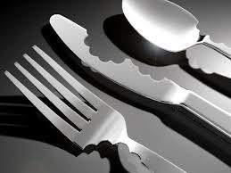 stylebust bite silverware by mark reigelman