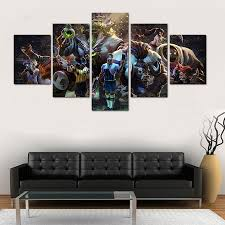 Canvas Painting For Home Decoration by Online Buy Wholesale Lol Painting From China Lol Painting