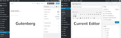 wordpress theme editor gone diving into the new gutenberg wordpress editor pros and cons