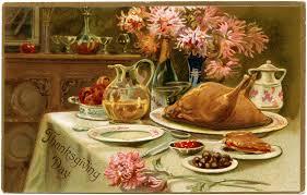 vintage thanksgiving postcards vintage thanksgiving turkey dinner clip art old design shop blog