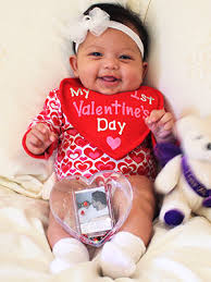 valentines baby valentines day baby free images and calendar