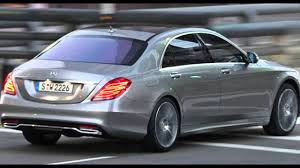 mercedes s class w222 the 2014 mercedes s class w222 undisguised