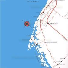 Map Of Sanibel Island Florida by Amazon Com Top Spot Map N204 10 Thousand Islands Florida Area