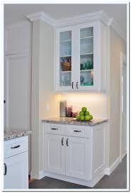 Shaker Style White Kitchen Cabinets Applying Shaker Cabinets Kitchen For Functional Design Home And