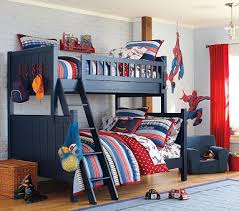 Camp TwinOverFull Bunk Bed Simply White Full Bunk Beds Bunk - Pottery barn kids bunk bed