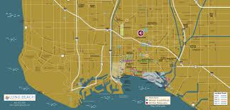 maps long beach city guide