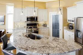 kitchen cabinets rochester ny grey granite kitchen countertop modern glass hanging lamp white