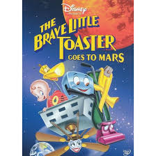 The Brave Toaster Brave Little Toaster Goes To Mars Dvd Target