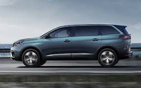peugeot dubai peugeot 5008 7 seater suv set for paris motor show cartavern com