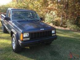 1988 jeep comanche jeep comanche base standard cab pickup 2 door 2 5l